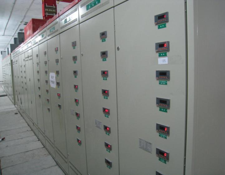 剩余电流互感器安装于配电柜内