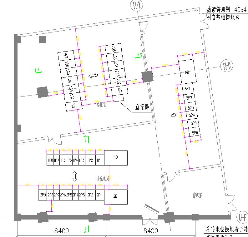 Acrel-6000剩余电流监测系统在济南监狱狱政设施改造二期工程中的应用