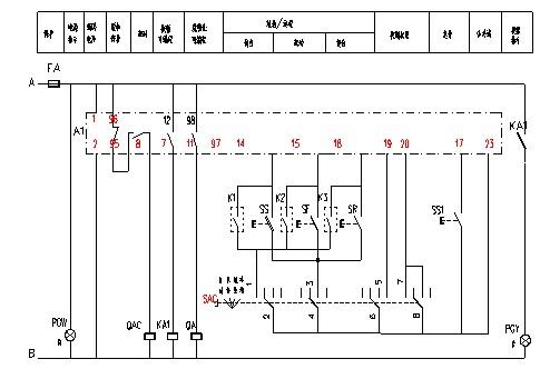 电动马达电路符号