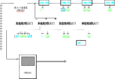 简述防火门监控系统的组成和应用