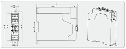 1 概述          agf光伏汇流采集装置是专门应用于智能光伏汇流箱