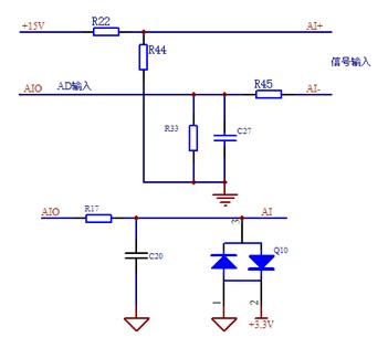 液位信号普遍采集电路如图2所示