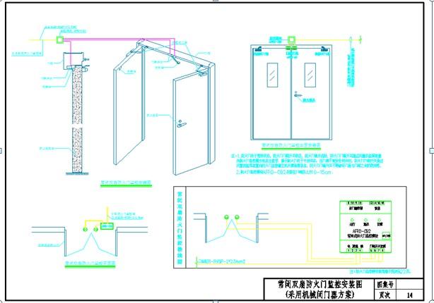 防火门监控系统之(七)典型设计与应用